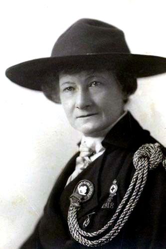 Agnes Baden Powell