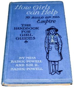 The Handbook for Girl Guides - How Girls Can Help Build the Empire (1912)