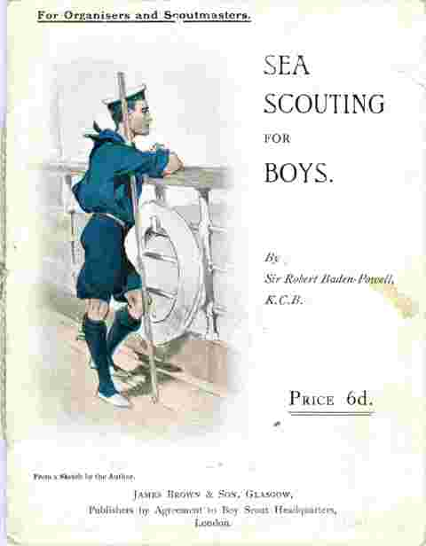 Sea Scouting for Boys - 1911
