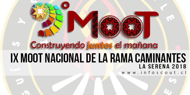 IX Moot Nacional de la Rama Caminantes